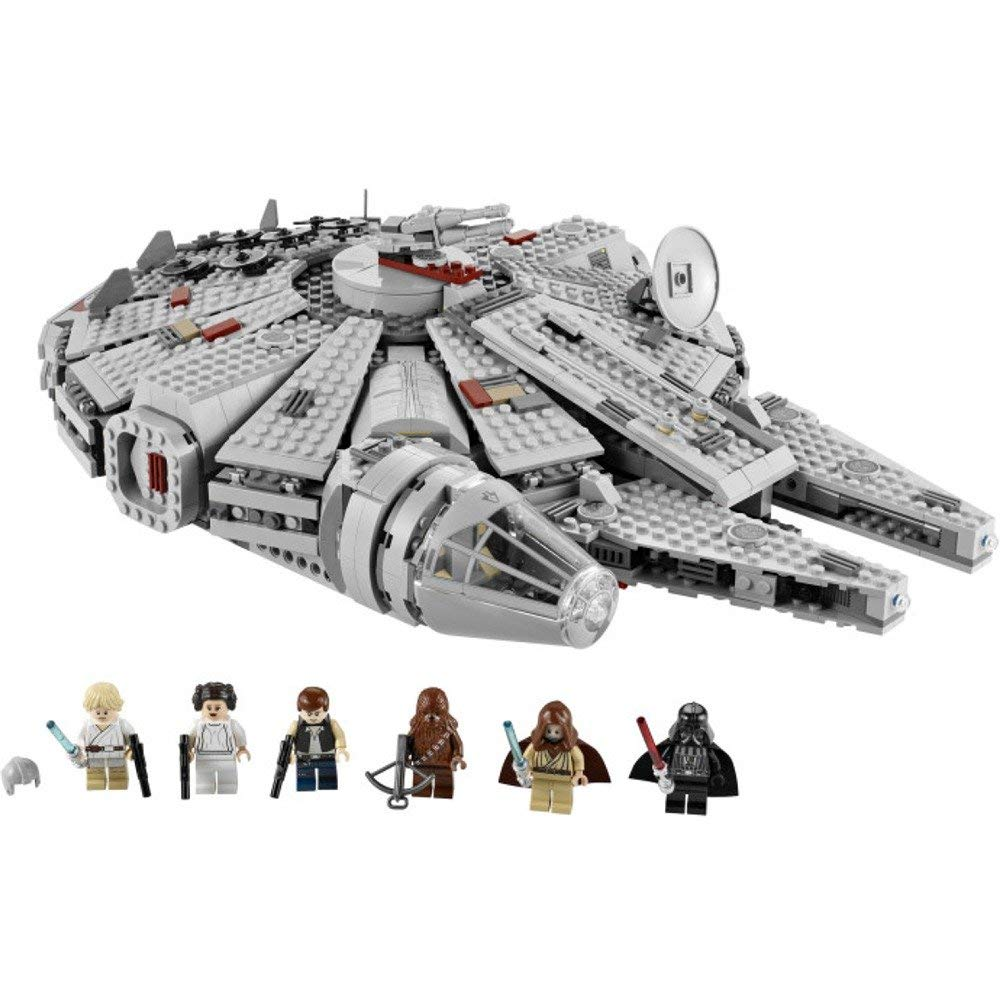 millennium falcon lego  LEGO Star Wars Millennium Falcon 7965