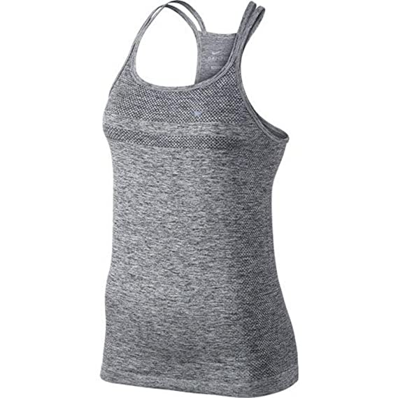 a05ad400 Amazon.com: Nike Dri-Fit Knit Womens Running Tank / Sleeveless Top:  Everything Else