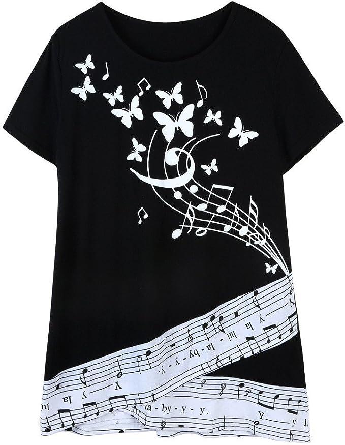 Women Long Sleeve Bow Tie Neck Blouse Loose Tops Ladies Office T-Shirt Tee LA