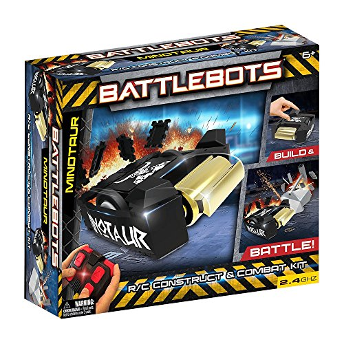 Battlebots Minotaur Remote Control Vehicle Single Pack