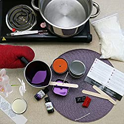 Complete DIY Candle Making Kit Supplies – Create