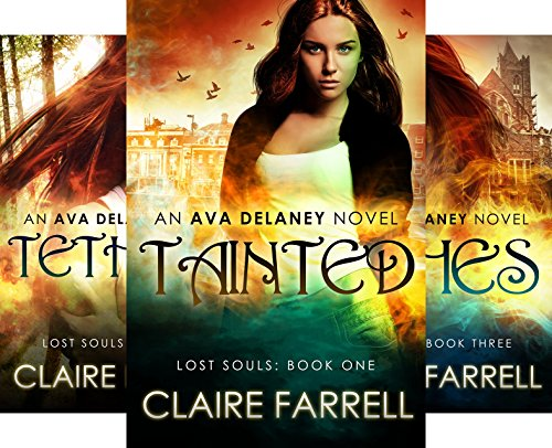 Ava Delaney- Lost Souls (3 Book Series)