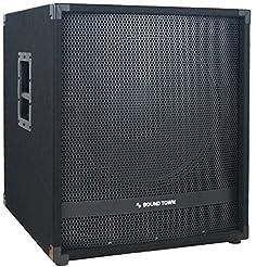Sound Town METIS Series 1800 Watts 15