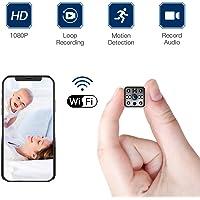 FREDI Cámara espía Wireless Mini cámara de Seguridad