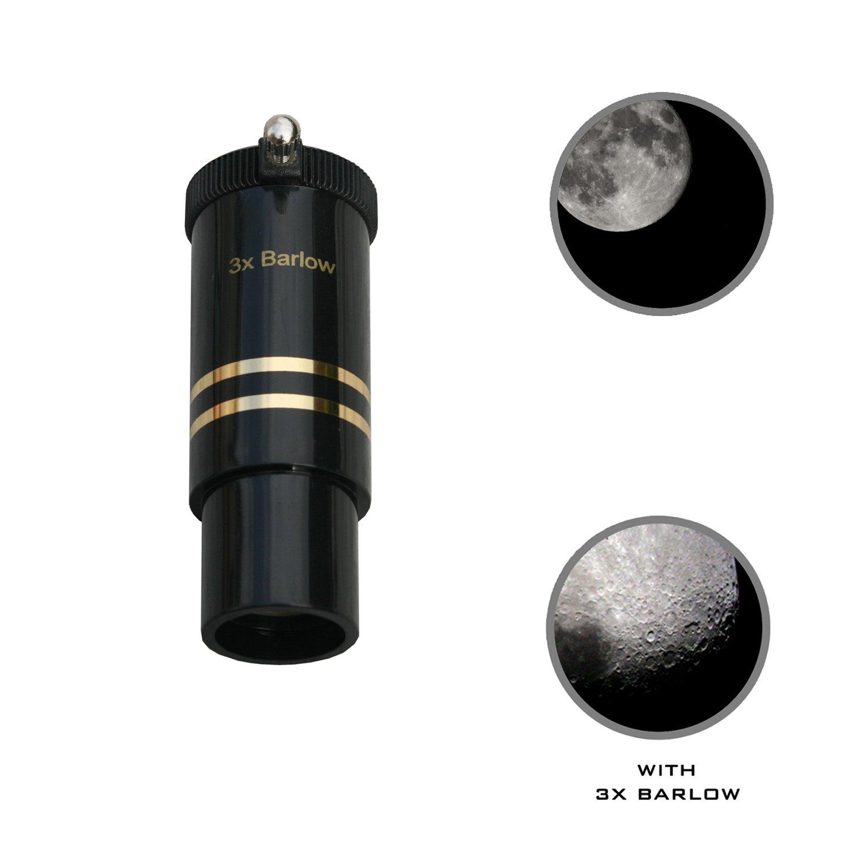 Cassini 3x .965 Format Barlow Lens by Cassini
