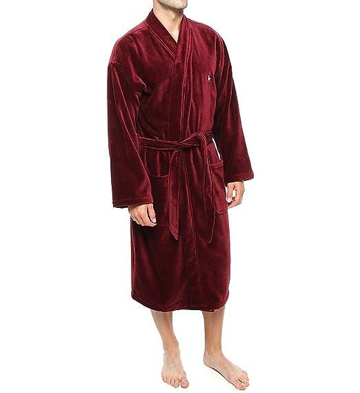 Polo Ralph Lauren Velour Kimono Robe at Amazon Men s Clothing store  eac09179246