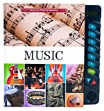Electronic Time for Learning: Music is an interactive sound book that explores the world of music in fascinating text, color photographs, and more than 120 songs and musical instruments from around the world. To hear songs and instrume...