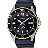 Casio Men's Diver Inspired Stainless Steel...