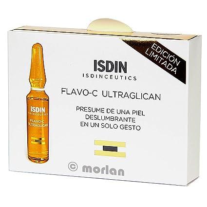 Isdin Isdinceutics Flavo-C Ultraglican Ampollas, 5Udsx2ml: Amazon.es ...