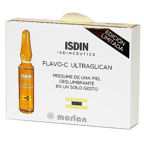Isdin Isdinceutics Flavo-C Ultraglican Ampollas, 5Udsx2ml