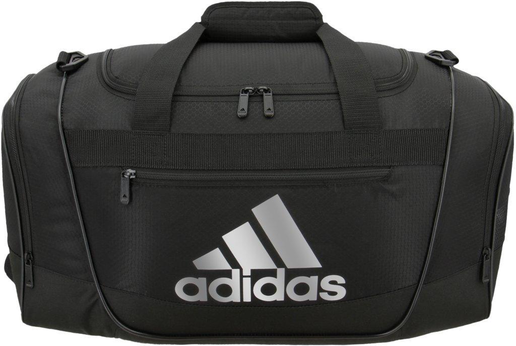 有名な高級ブランド AdidasレディースDefender III Small Duffelバッグ Duffelバッグ B076P5SY4R Black/Silver Small III Small Small|Black/Silver, 御所浦町:efae0955 --- agiven.com