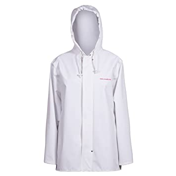 Amazon.com : Grundens Womens Petrus 88 Waterproof Jacket, White ...