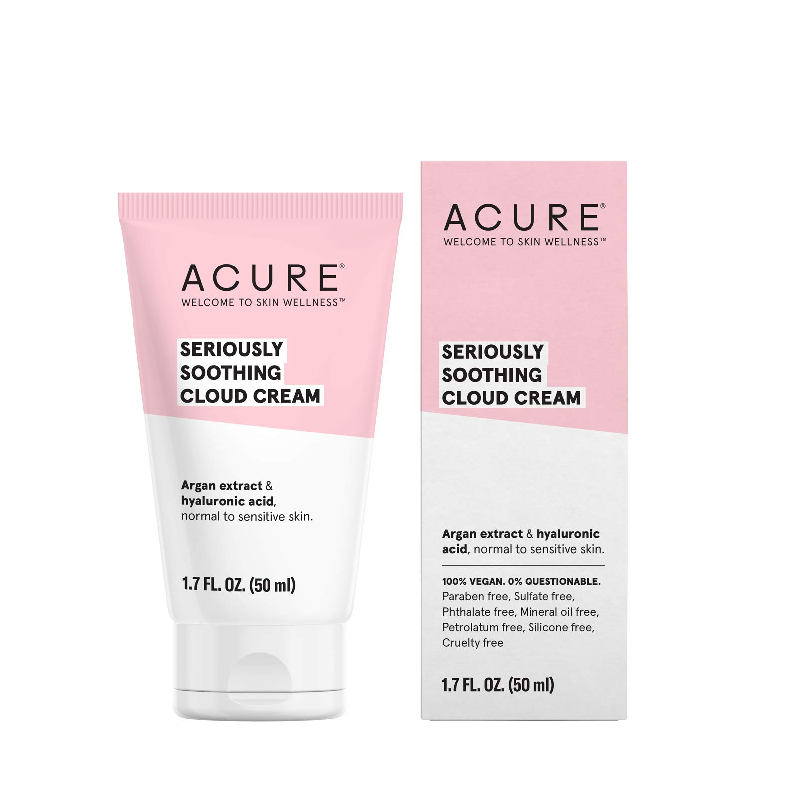 Amazon.com: ACURE Seriously Soothing Day Cream, 1.7 Fl. Oz