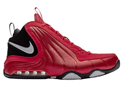 Nike Men's Air Max Wavy Leather Basketball Shoes: