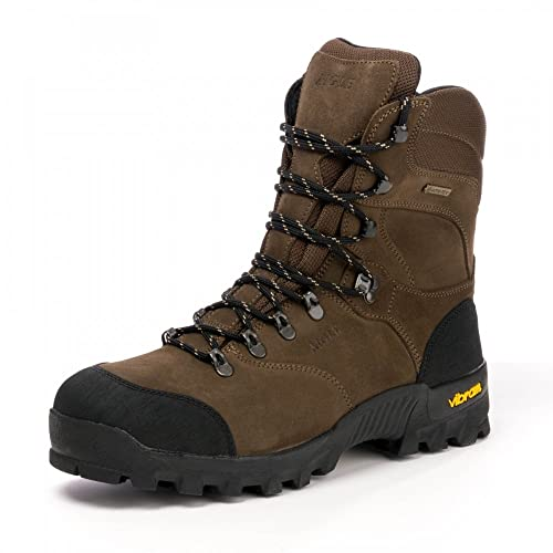 b7628eec52c Aigle Altavio High Ankle Gore TEX Waterproof Hiking Boots - Hard Wearing  Sole  Amazon.co.uk  Sports   Outdoors