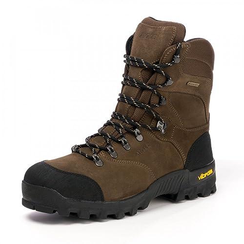 Aigle Altavio Alto Tobillo Gore-Tex Botas de Montaña Impermeables - Resistente Desgaste Suela: Amazon.es: Zapatos y complementos