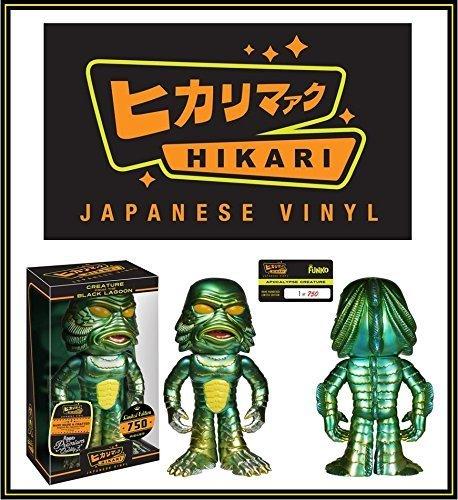 Apocolypse Creature From the Black Lagoon Hikari Japanese Sofubi Vinyl Figure