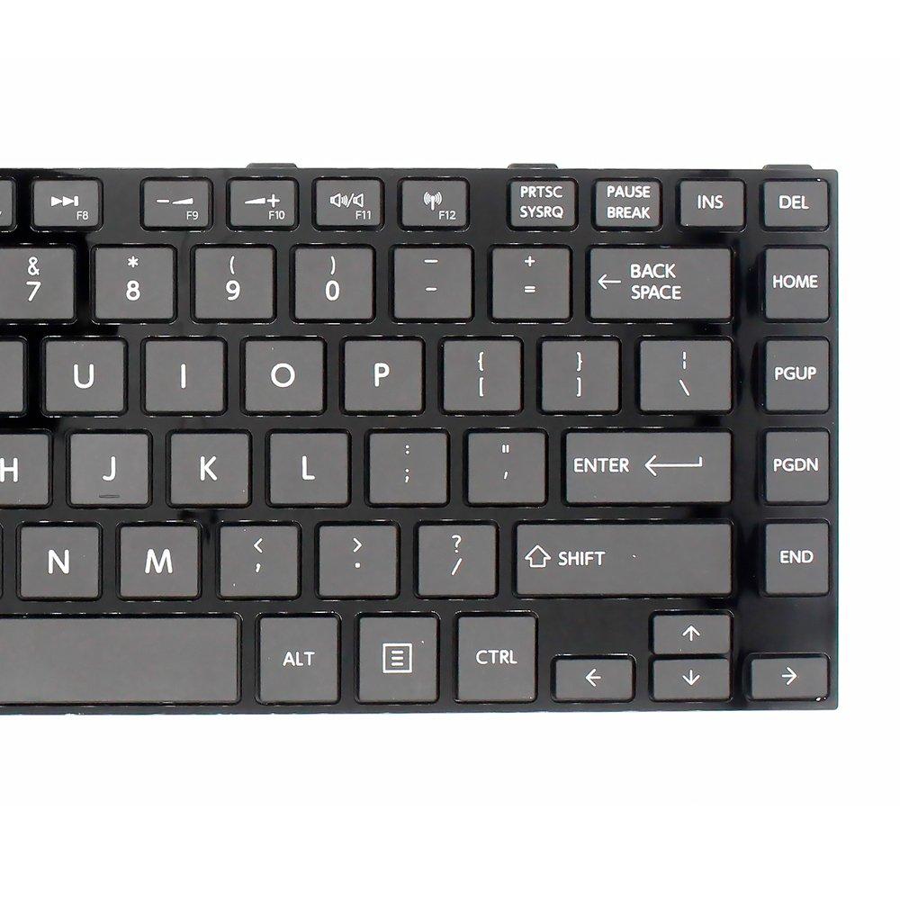Amazon.com: Generic NEW Black Laptop US Keyboard For Toshiba Satellite M800 L800 L830 C800 C800D M805 L805 P845T C840 C840D C845 C845D P840 P840t P840-ST2N ...