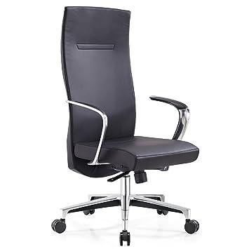 Tisch Modern amazon com modern tisch leather adjustable executive chair with