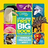 National Geographic Little Kids First Big Book Collector's Set: Animals, Dinosaurs, Why? (National Geographic Little Kids First Big Books) 画像2