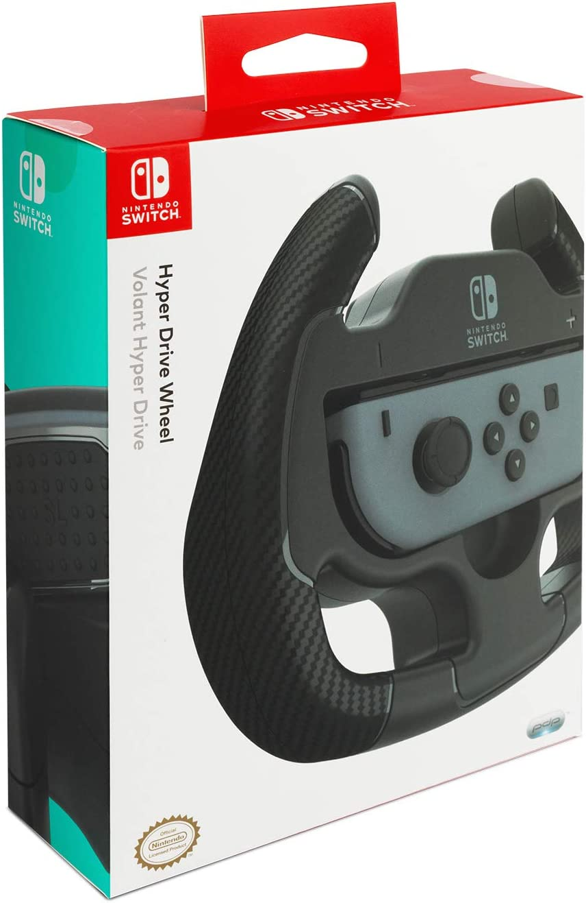Pdp - Hyper Drive Wheel (Nintendo Switch): Amazon.es: Videojuegos