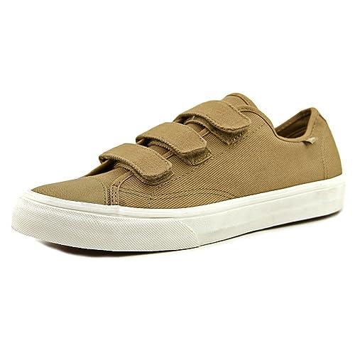 Vans Unisex Zapatos Prison Issue marrón Beige/Off White Fashion Zapatillas (12/13