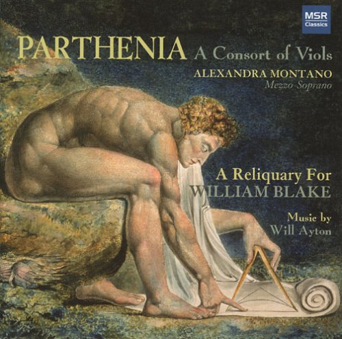 CD : Parthenia Viol Consort - Reliquary For William Blake (CD)