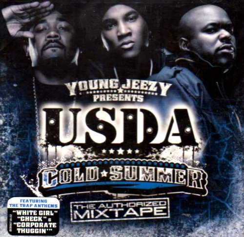 Young Jeezy Presents U.S.D.A.: Cold Summer [Edited] by Young Jee y & U.S.D.A. (2007-05-22)