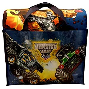 Monster Jam Twin Bedding Set Trucks Comforter Sheets ...