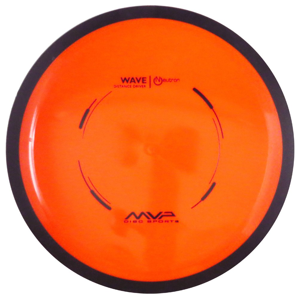 MVP Disc Sports Neutron Wave Disc Golf (170-175g / Colors May Vary) by MVP Disc Sports
