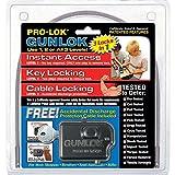 Pro-Lok Trigger Lock Ca Keyed Diff