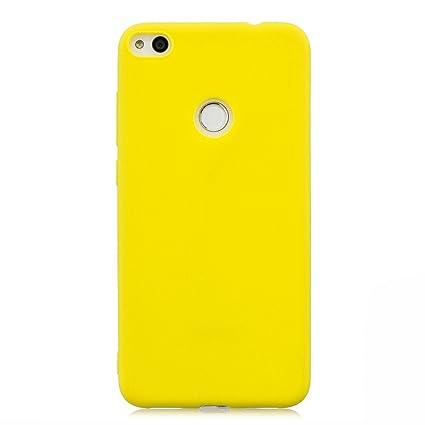 Funluna Funda Huawei P8 Lite 2017 Delgado Carcasa en ...