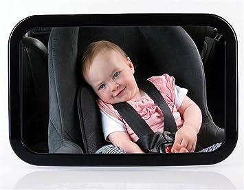 Spiegel Baby Auto : Funchanson baby auto spiegel u höchste stabilität sicherheit baby
