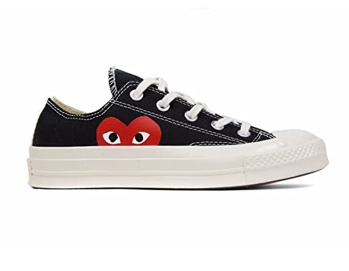 b606029366c25a Comme des Garcons Play X Converse Chuck Taylor All Star  70 Low Top  Sneakers