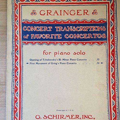 Grieg Piano Concerto Sheet Music - 9