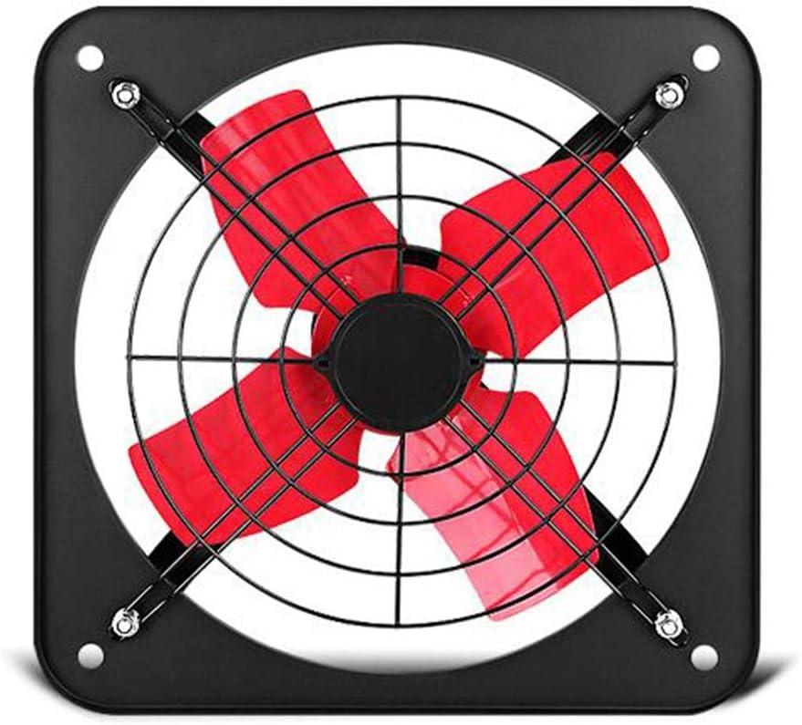 Ventiladores XEWNG Escape Tipo de Ventana silenciosa ventilación Extractor de Humos Extractor de Viento Grande Industrial 12 Pulgadas
