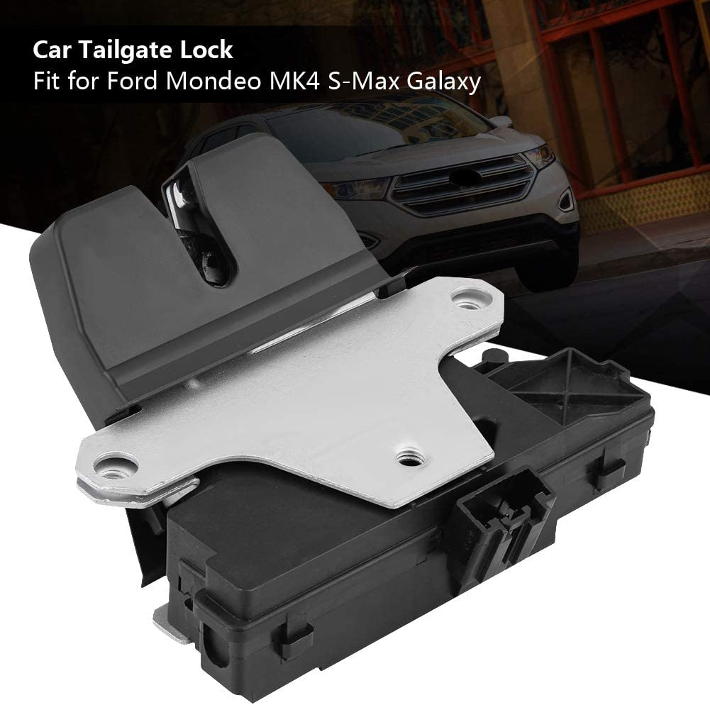 Auto Tailgate Door Lock Actuator Car Rear Trunk Liftgate Boot Lid Lock Latch Catch for Ford Mondeo MK4 S-Max Galaxy 3M51R442A66AR