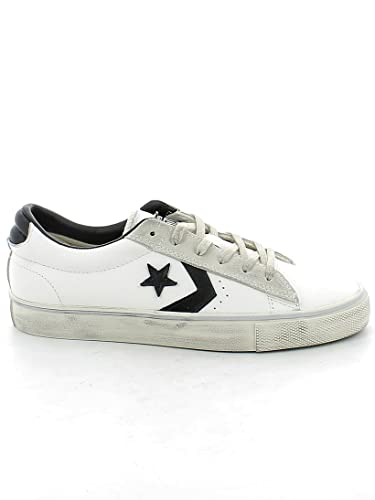 converse pro leather basse uomo