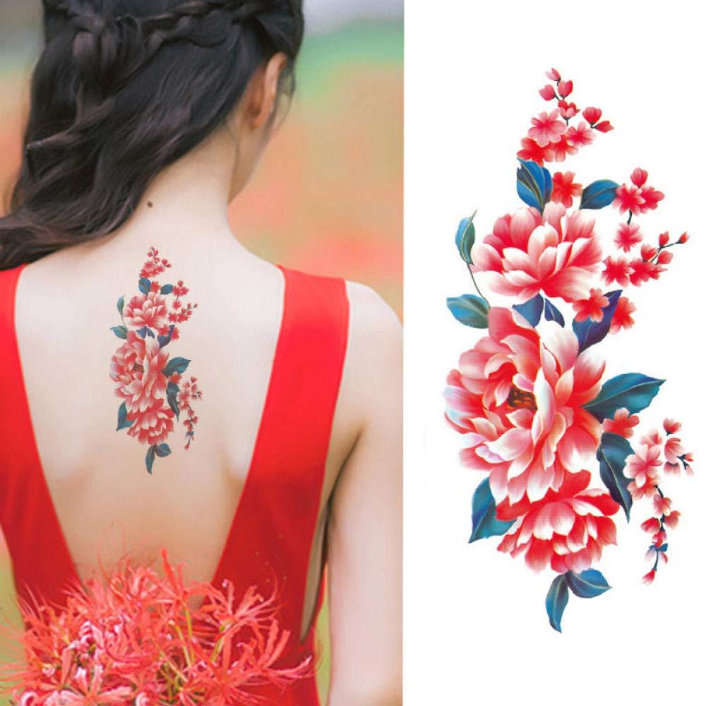Etiqueta engomada del tatuaje, Mujer Hombre La tienda de tatuajes ...