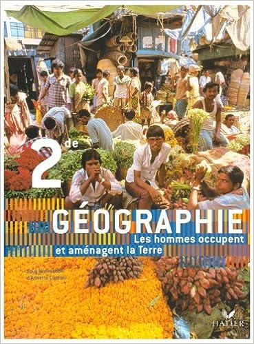 Lire Géographie 2e pdf, epub ebook