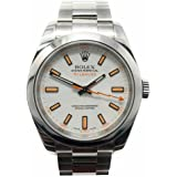 Rolex Milgauss swiss-automatic mens Watch 116400 (Certified Pre-owned)