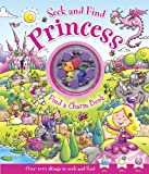Seek and Find Princess, Rachel Elliot, 0764166972