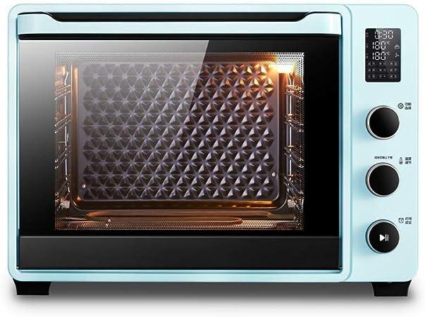 HIZLJJ Horno Inteligente de Vapor con Mini Horno Horno casero Pizza multifunción Horno eléctrico Inteligente Cocina programable multimodo, pequeña e Inoxidable: Amazon.es