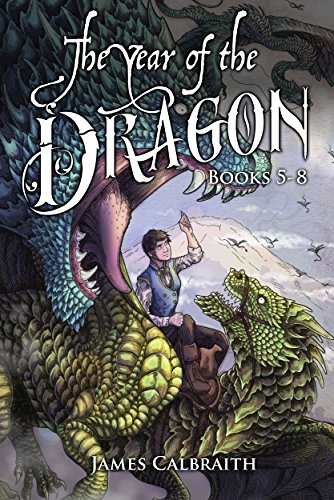 The Year of the Dragon Series, Books 5-8: The Eight-Headed - Serpent Year Of The