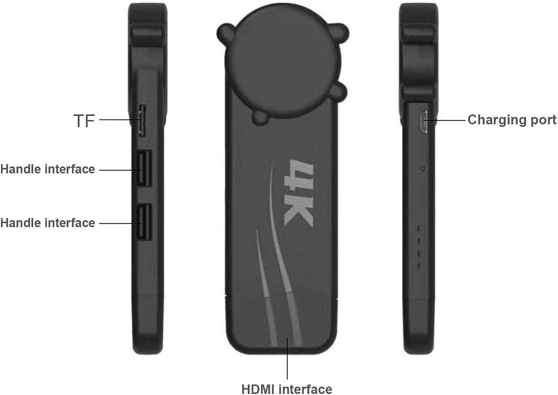 A-A Console USB Game Stick 4K HDMI Mini Game Stick Video Game Stick Console Integrato 3500 Classic Game regalo per adulti e bambini