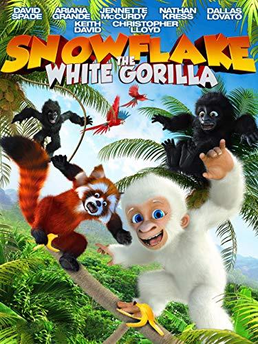 (Snowflake, The White Gorilla [Español])