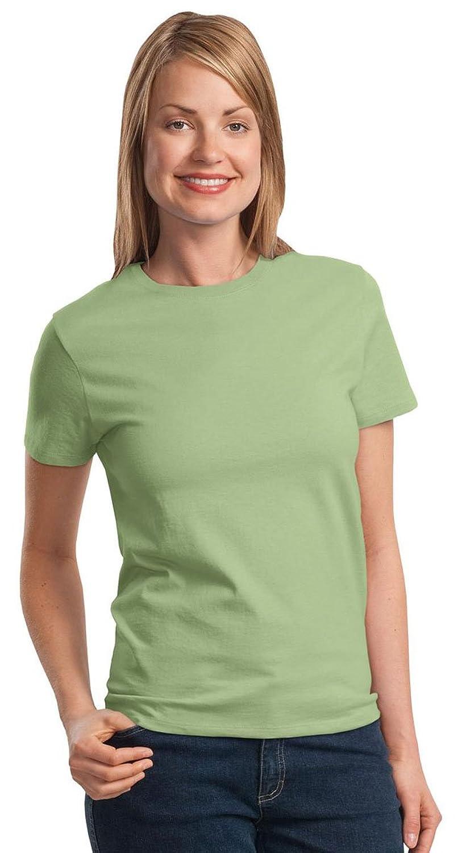Port & Company Women's Heavyweight Athletic T-Shirt_Pistachio