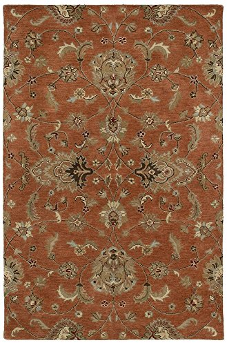 Kaleen Rugs Mystic Collection 6060-67 Copper Hand Tufted for sale  Delivered anywhere in USA