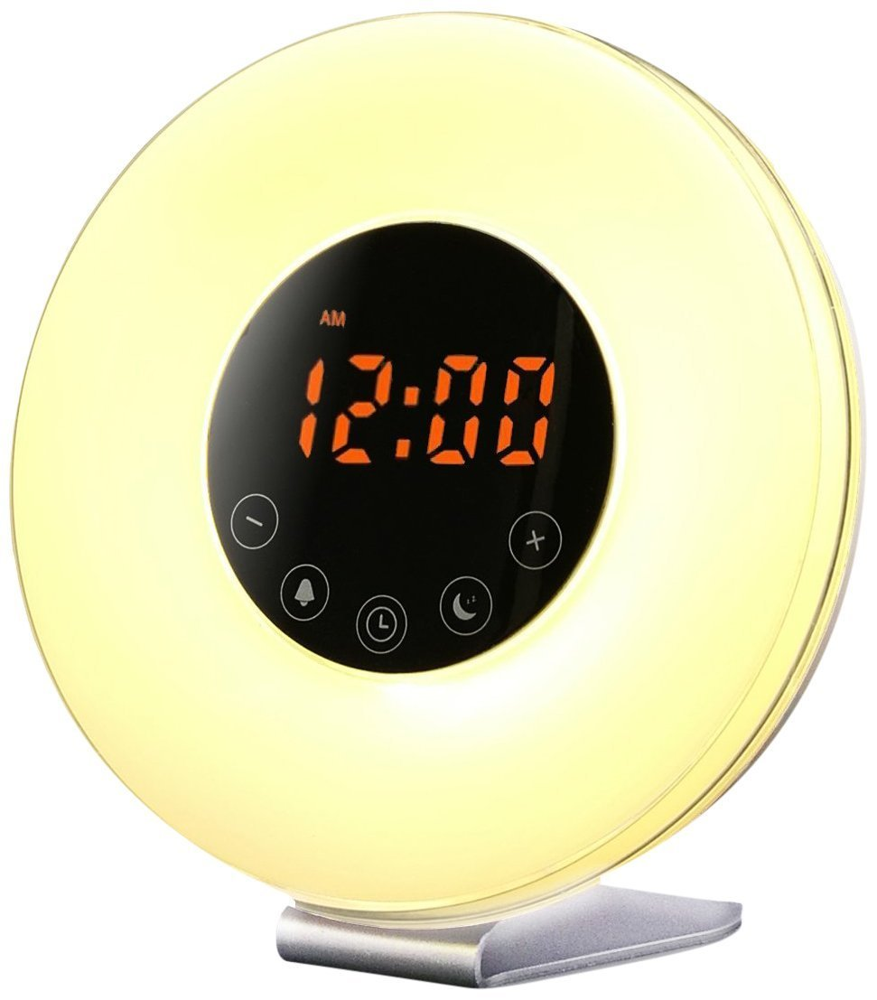 Best Rated In Alarm Clocks Helpful Customer Reviews