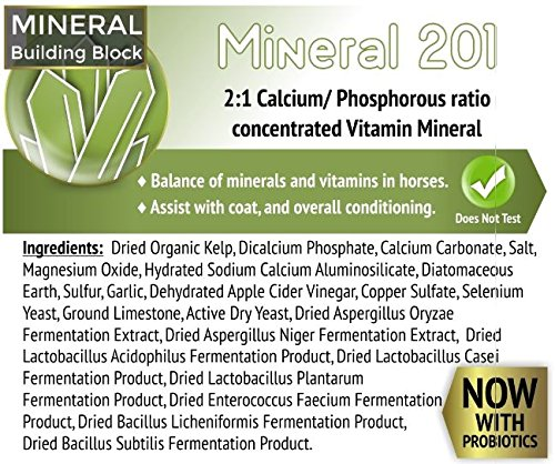 Mineral 201 - 5 Lb. - All Natural Mineral Supplement